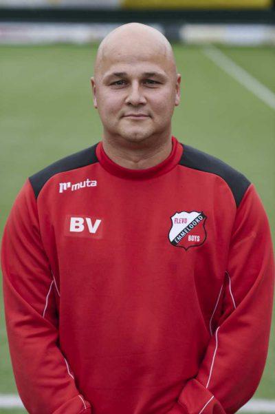 Bennie Vissers (ass. trainer)