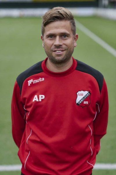 Arjen Postma (hoofdtrainer)